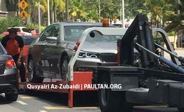 G11 BMW 7 Series Malaysia 1
