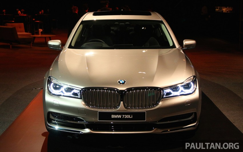 New G11 BMW 7 Series launched in Malaysia – 2.0 turbo 4cyl 730Li and 740Li, from RM599k Image #436255