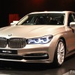 G11 BMW 730Li Launch 2