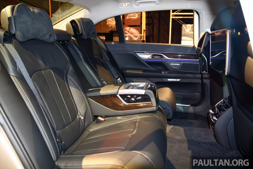 New G11 BMW 7 Series launched in Malaysia – 2.0 turbo 4cyl 730Li and 740Li, from RM599k Image #436277