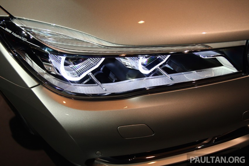 New G11 BMW 7 Series launched in Malaysia – 2.0 turbo 4cyl 730Li and 740Li, from RM599k Image #436258