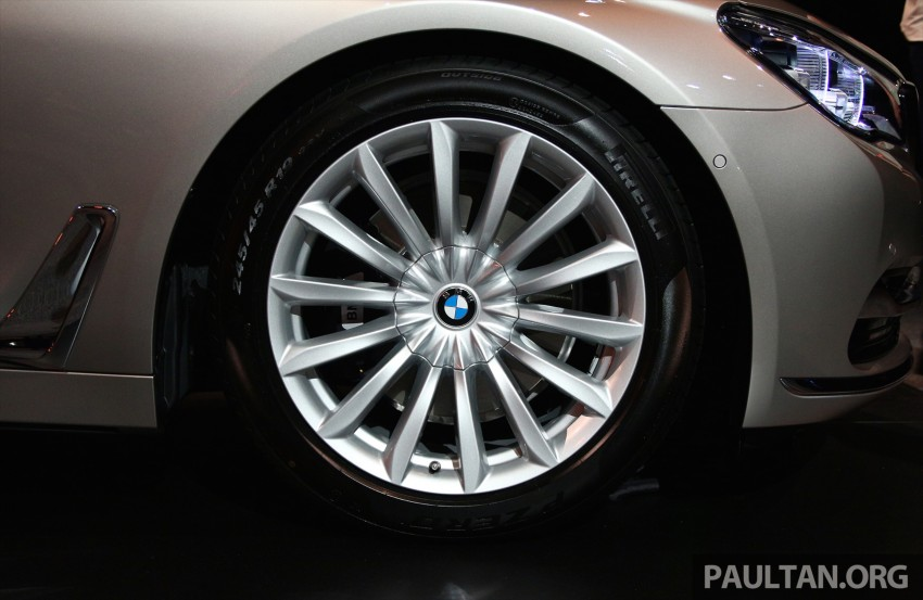New G11 BMW 7 Series launched in Malaysia – 2.0 turbo 4cyl 730Li and 740Li, from RM599k Image #436260