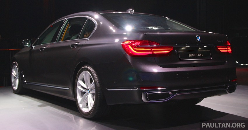 New G11 BMW 7 Series launched in Malaysia – 2.0 turbo 4cyl 730Li and 740Li, from RM599k Image #436164