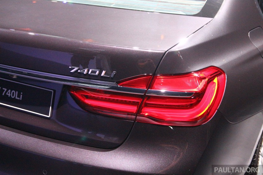 New G11 BMW 7 Series launched in Malaysia – 2.0 turbo 4cyl 730Li and 740Li, from RM599k Image #436167