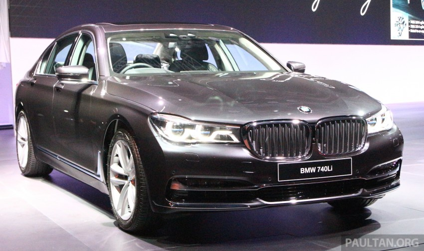 New G11 BMW 7 Series launched in Malaysia – 2.0 turbo 4cyl 730Li and 740Li, from RM599k Image #436152