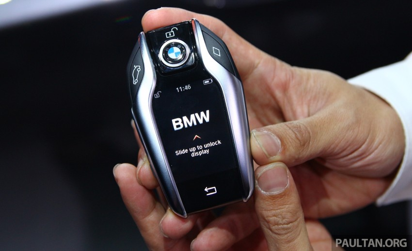 New G11 BMW 7 Series launched in Malaysia – 2.0 turbo 4cyl 730Li and 740Li, from RM599k Image #436171