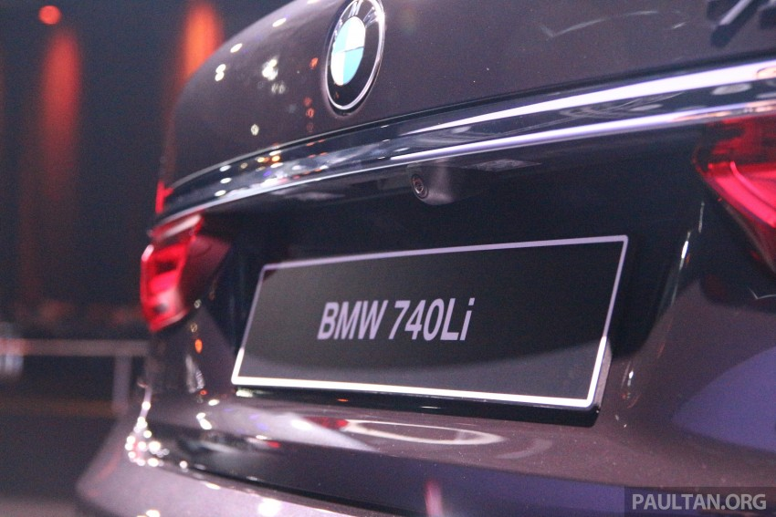 New G11 BMW 7 Series launched in Malaysia – 2.0 turbo 4cyl 730Li and 740Li, from RM599k Image #436175
