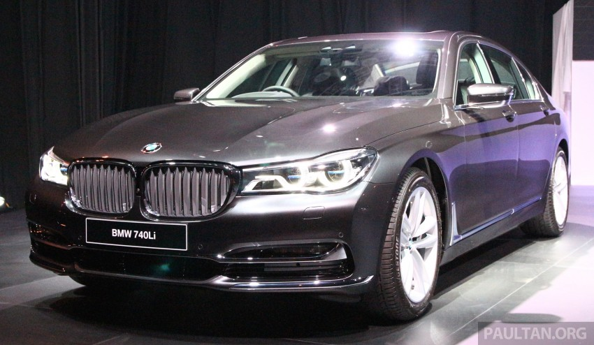 New G11 BMW 7 Series launched in Malaysia – 2.0 turbo 4cyl 730Li and 740Li, from RM599k Image #436153