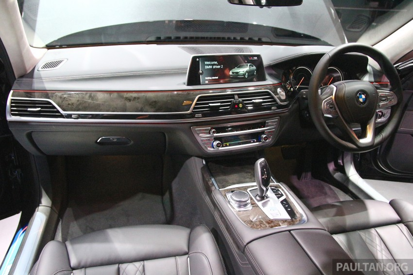 New G11 BMW 7 Series launched in Malaysia – 2.0 turbo 4cyl 730Li and 740Li, from RM599k Image #436184