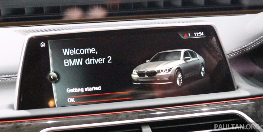 New G11 BMW 7 Series launched in Malaysia – 2.0 turbo 4cyl 730Li and 740Li, from RM599k Image #436186