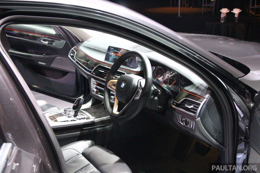 New G11 BMW 7 Series launched in Malaysia – 2.0 turbo 4cyl 730Li and 740Li, from RM599k Image #436189