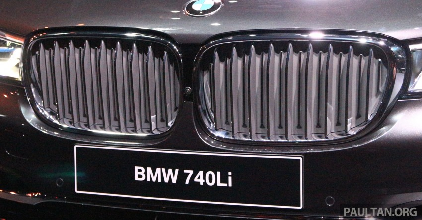 New G11 BMW 7 Series launched in Malaysia – 2.0 turbo 4cyl 730Li and 740Li, from RM599k Image #436154