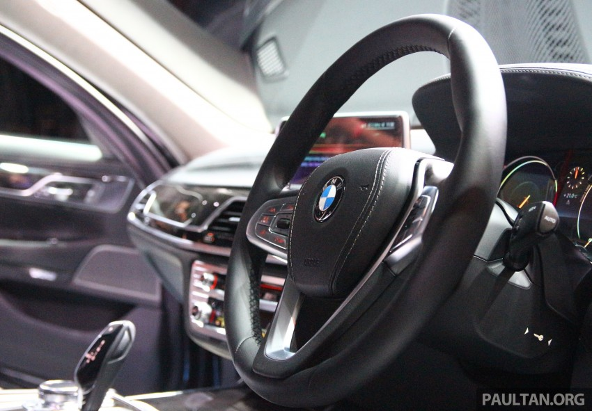 New G11 BMW 7 Series launched in Malaysia – 2.0 turbo 4cyl 730Li and 740Li, from RM599k Image #436192