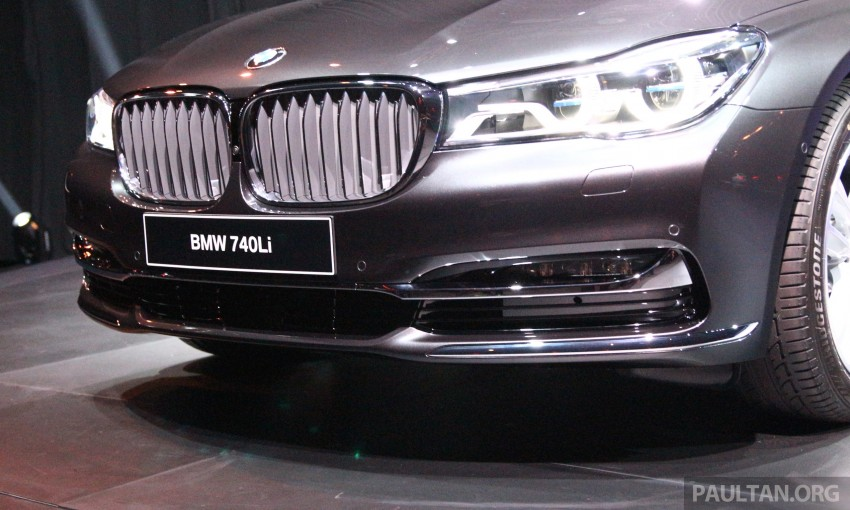New G11 BMW 7 Series launched in Malaysia – 2.0 turbo 4cyl 730Li and 740Li, from RM599k Image #436157
