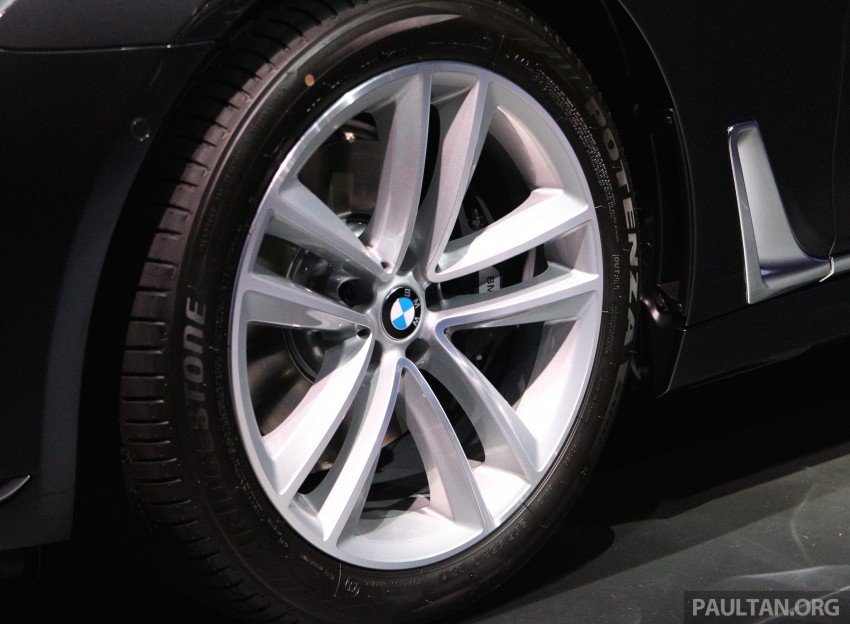 New G11 BMW 7 Series launched in Malaysia – 2.0 turbo 4cyl 730Li and 740Li, from RM599k Image #436158