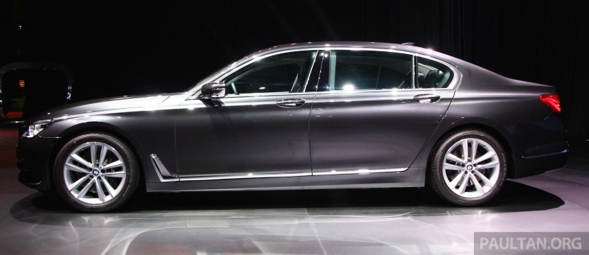 New G11 BMW 7 Series launched in Malaysia – 2.0 turbo 4cyl 730Li and 740Li, from RM599k Image #436159