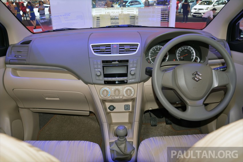 Proton bakal rebadge Suzuki Ertiga MPV – kit CKD didatangkan dari Indonesia, bermula Q2 2016 Image #433296