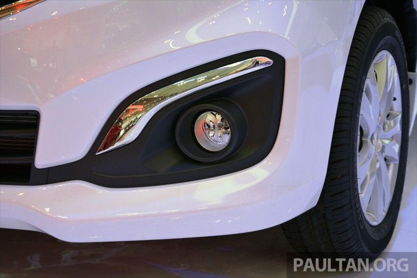 Proton bakal rebadge Suzuki Ertiga MPV – kit CKD didatangkan dari Indonesia, bermula Q2 2016 Image #433306