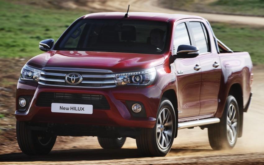 UMW Toyota Motor bakal lancar Hilux, Fortuner dan Innova baharu tahun ini – agensi penyelidikan Image #430812