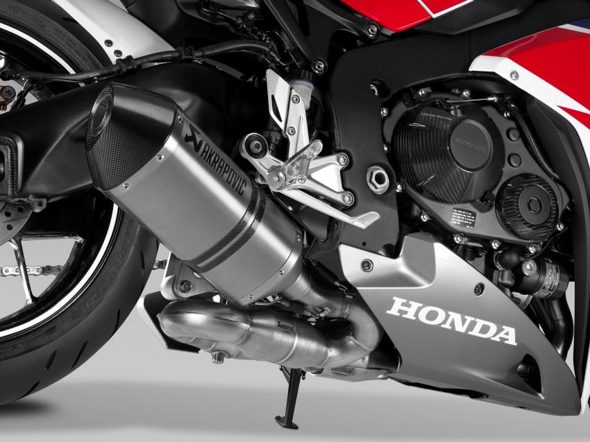 2017 Honda CBR1000RR on Japanese mag cover? Image #435033