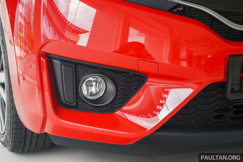 GALLERY: Honda Jazz in Carnival Red – live photos Image #426435