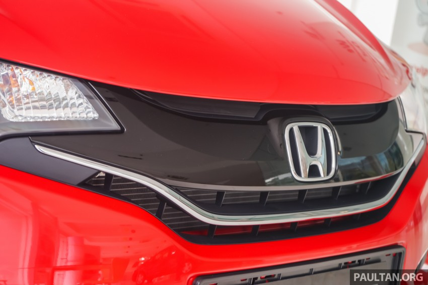 GALLERY: Honda Jazz in Carnival Red – live photos Image #426436