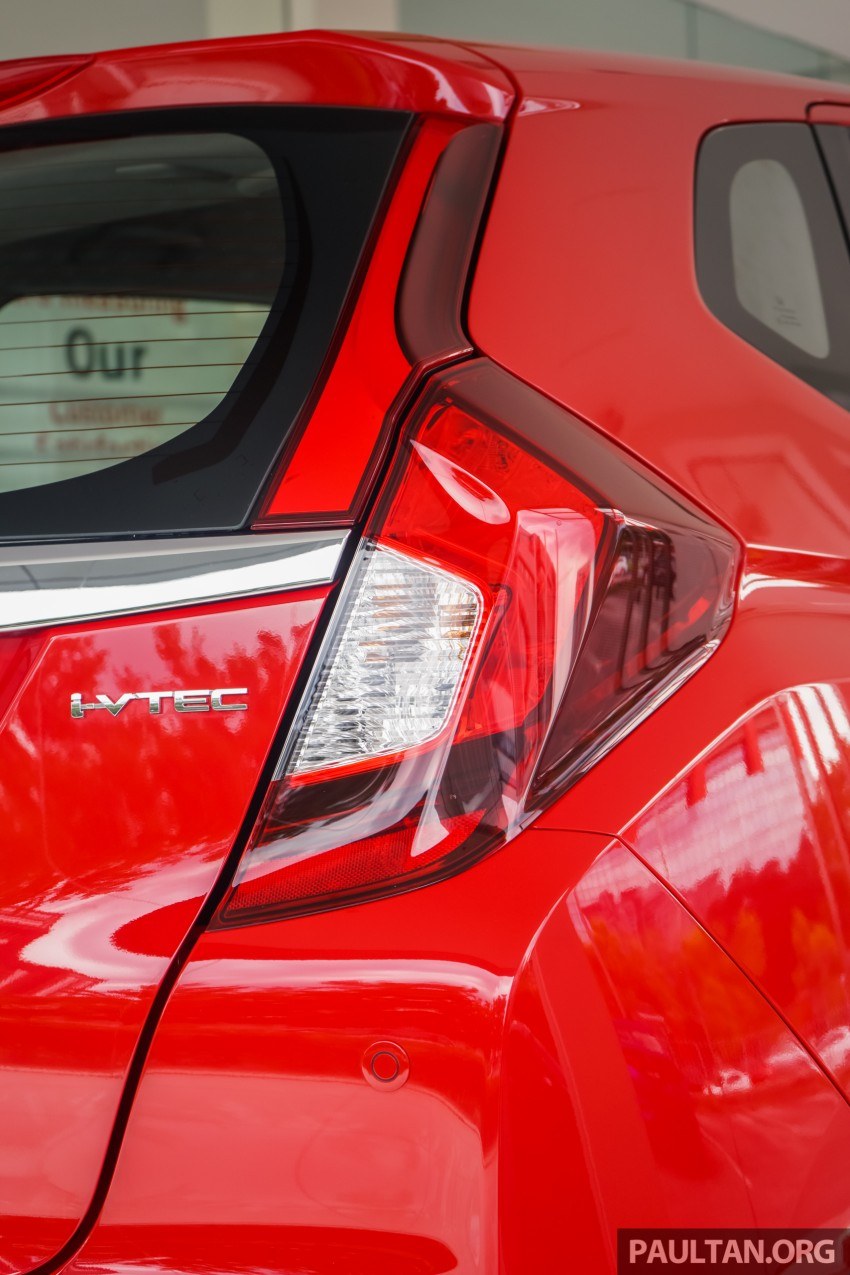 GALLERY: Honda Jazz in Carnival Red – live photos Image #426440