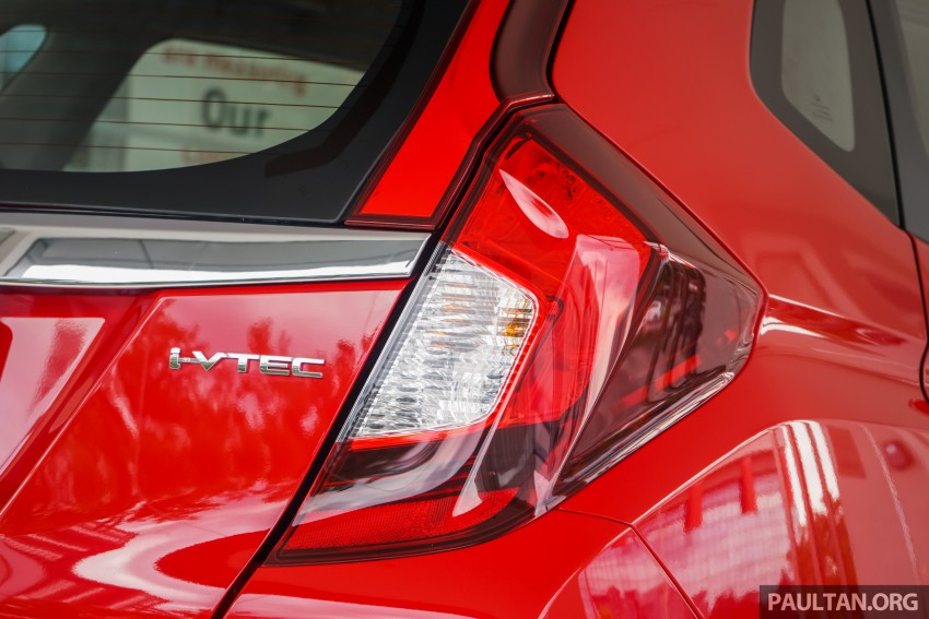 GALLERY: Honda Jazz in Carnival Red – live photos Image #426441