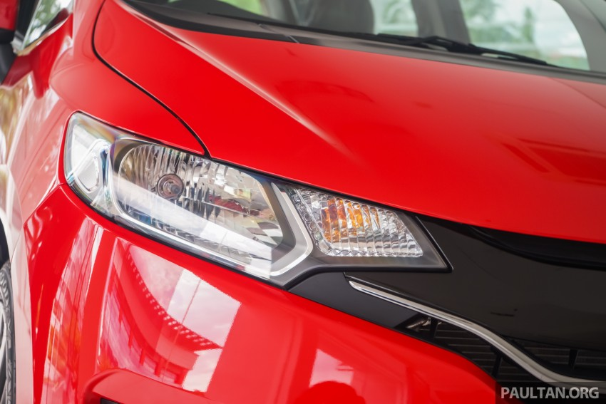 GALLERY: Honda Jazz in Carnival Red – live photos Image #426434