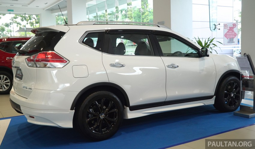 Nissan X-Trail Impul edition launched, from RM150k Image #432853