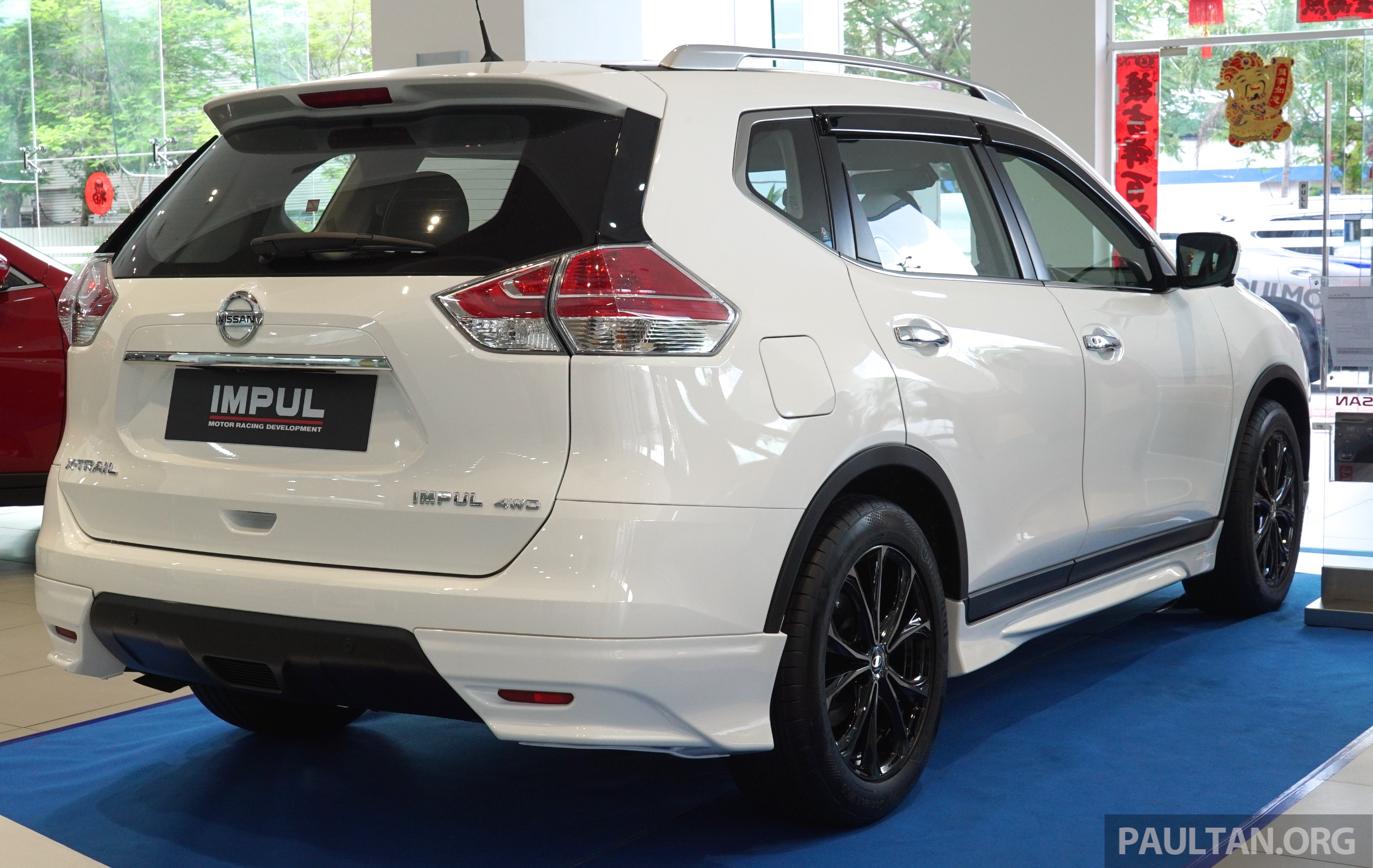 Nissan X Trail Impul Edition Launched From Rm150k Image