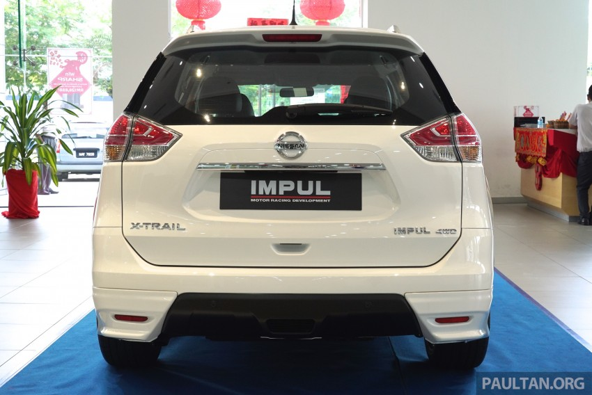 Nissan X-Trail Impul edition launched, from RM150k Image #432856