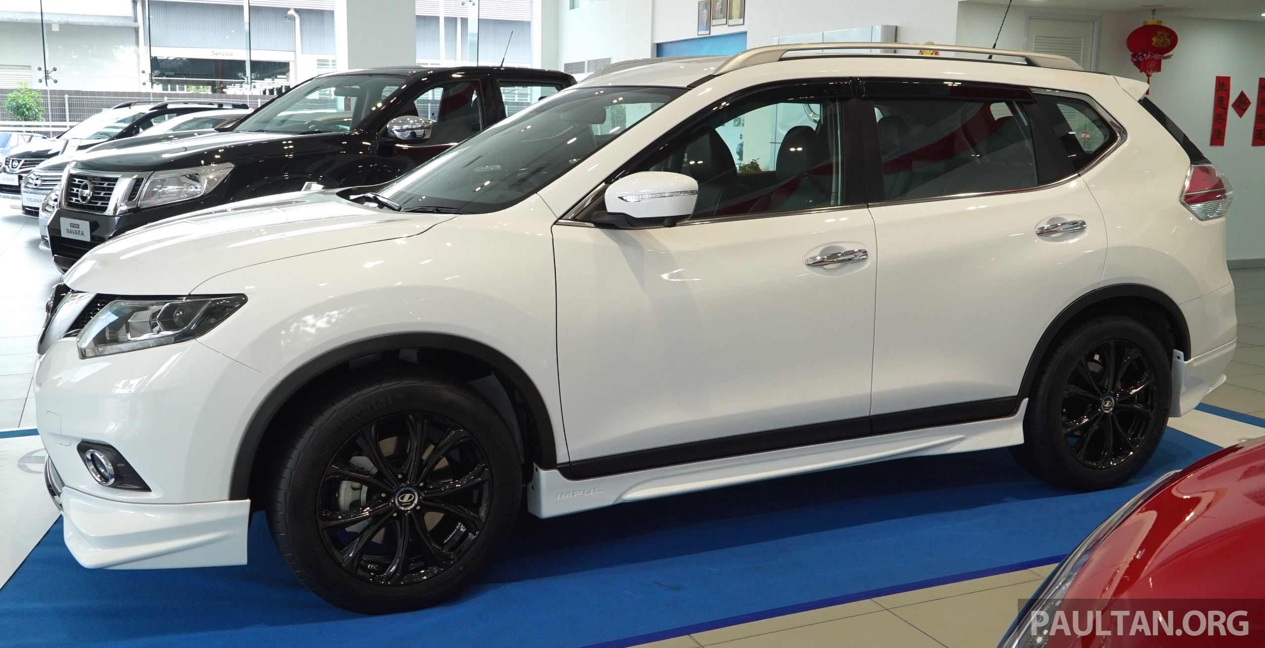 Nissan X-Trail Impul edition launched, from RM150k Image ...