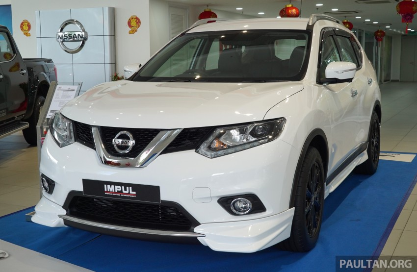 Nissan X-Trail Impul edition launched, from RM150k Image #432862