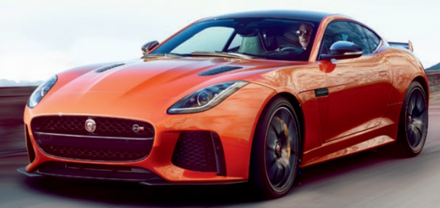 Jaguar F-Type SVR brochure leak-2