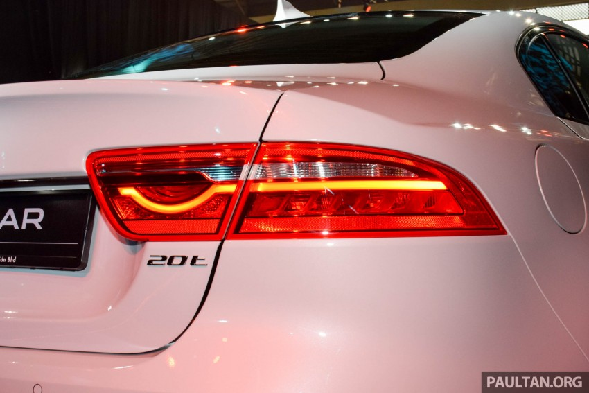 Jaguar XE debuts in Malaysia – 2.0, 3.0, from RM341k Image #435678