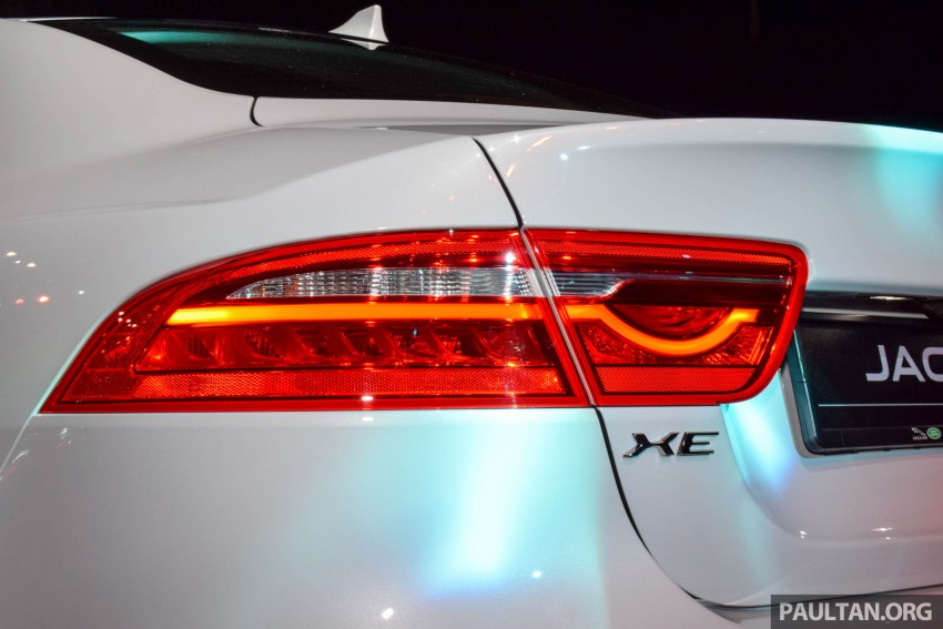 Jaguar XE debuts in Malaysia – 2.0, 3.0, from RM341k Image #435679
