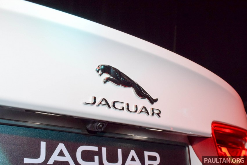 Jaguar XE debuts in Malaysia – 2.0, 3.0, from RM341k Image #435680