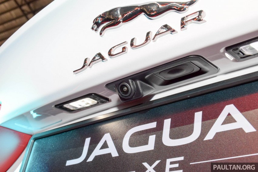 Jaguar XE debuts in Malaysia – 2.0, 3.0, from RM341k Image #435682