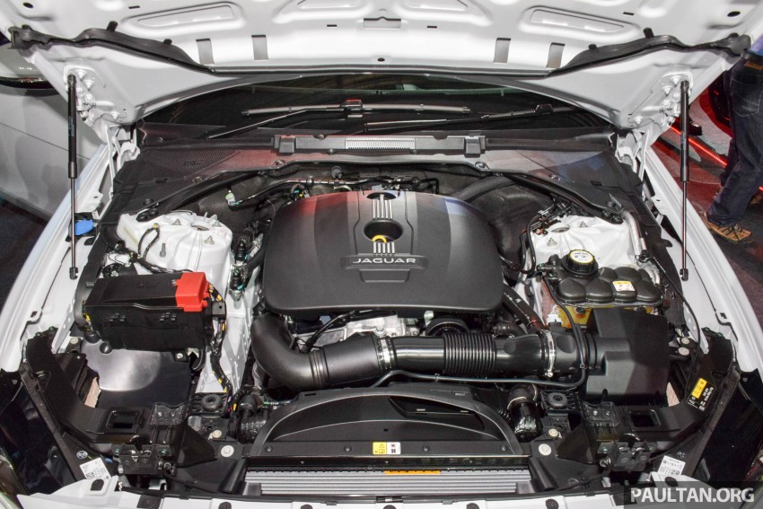 Jaguar XE debuts in Malaysia – 2.0, 3.0, from RM341k Image #435685