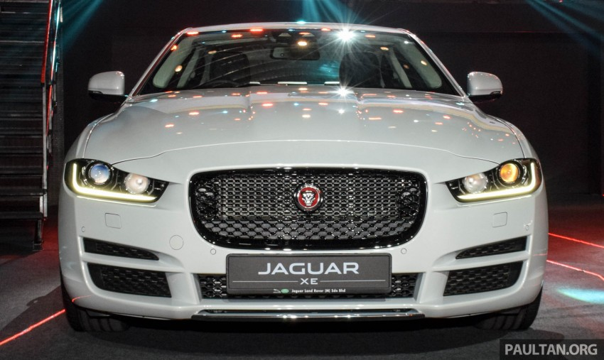 Jaguar XE debuts in Malaysia – 2.0, 3.0, from RM341k Image #435670