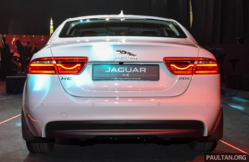 Jaguar XE debuts in Malaysia – 2.0, 3.0, from RM341k Image #435671