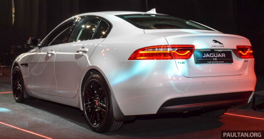 Jaguar XE debuts in Malaysia – 2.0, 3.0, from RM341k Image #435672