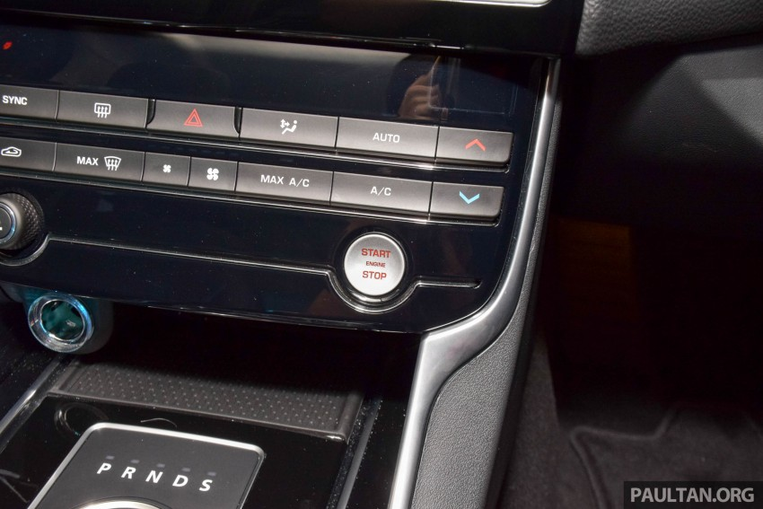 Jaguar XE debuts in Malaysia – 2.0, 3.0, from RM341k Image #435711