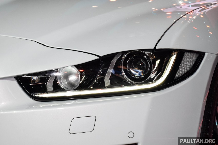 Jaguar XE debuts in Malaysia – 2.0, 3.0, from RM341k Image #435673