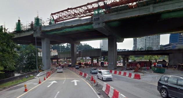 Jalan Maarof MRT