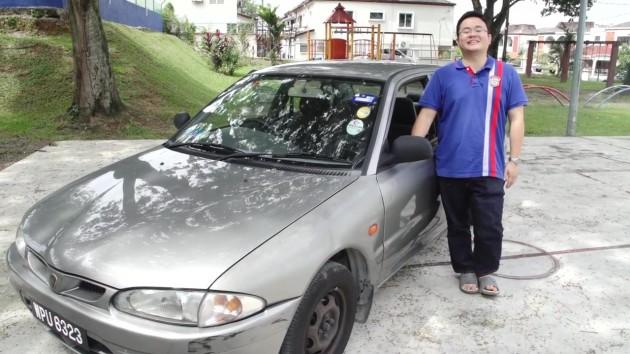 Jason Leong Proton Wira review