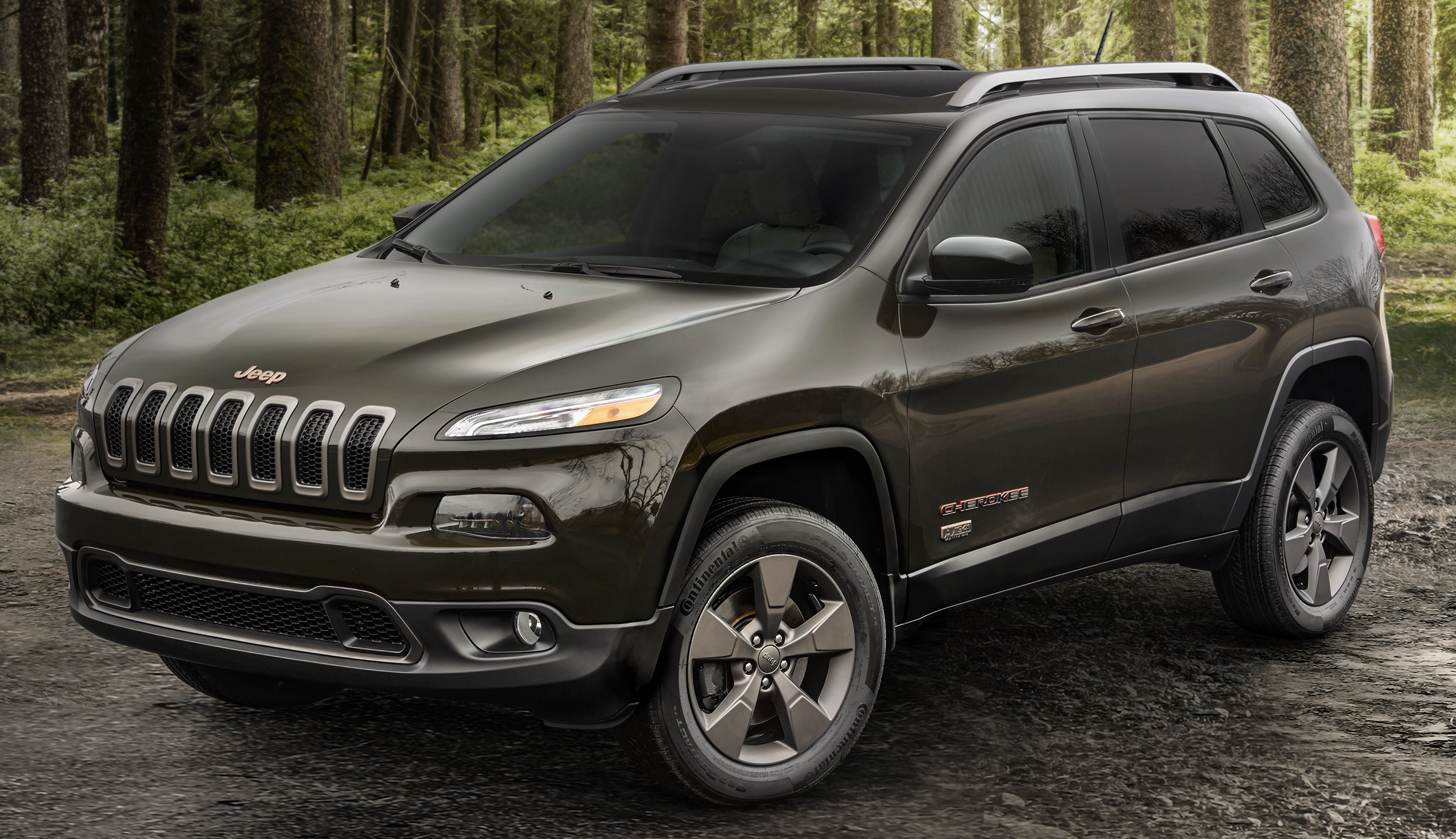 Jeep 2018 Models >> Jeep 75th Anniversary special edition models unveiled Paul Tan - Image 425942