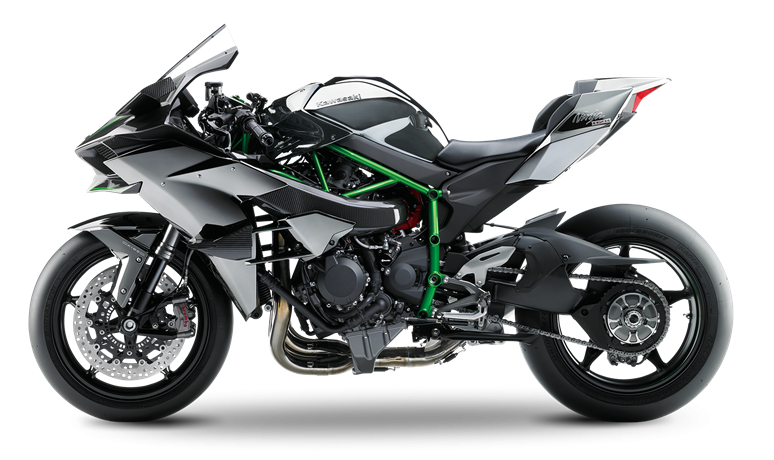 Forcing it in – super and turbocharged motorcycles Image #424589