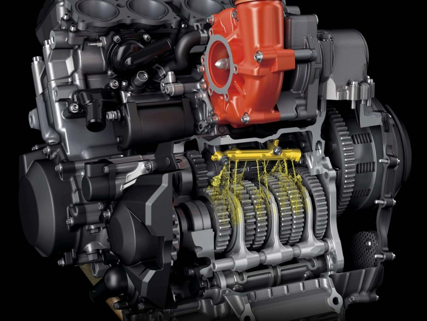 Forcing it in – super and turbocharged motorcycles Image #424578
